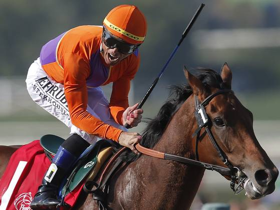 Henny Hughes Filly Wins G1 Breeders Cup Juvenile Fillies
