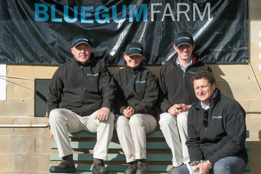 Blue Gum Farm Team