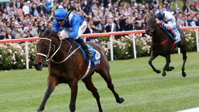 YANKEE ROSEBeaten but not disgraced behind Winx in the G1 Cox Plate